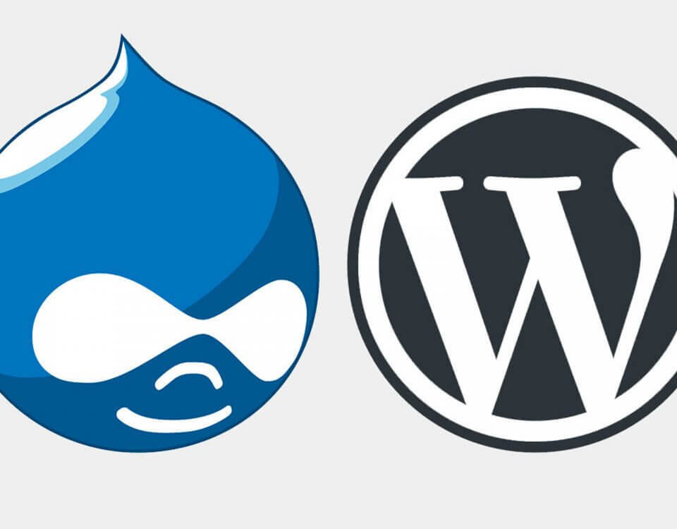 drupal verses wordpress
