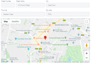 Google Maps with Laravel