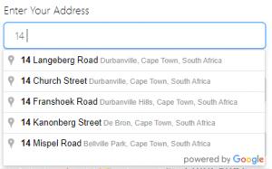 Google Maps with Laravel
