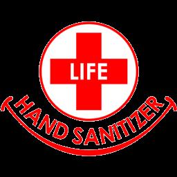life hand sanitizer