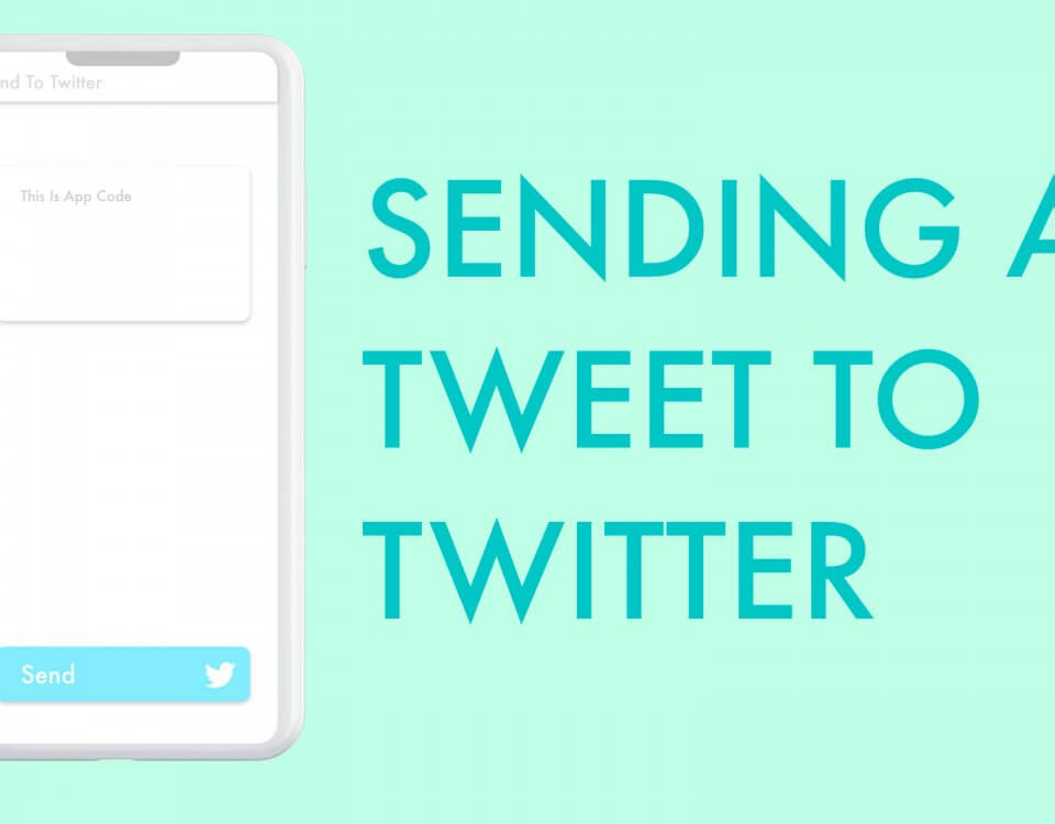 How to send a tweet from within your Angular App via Node Js