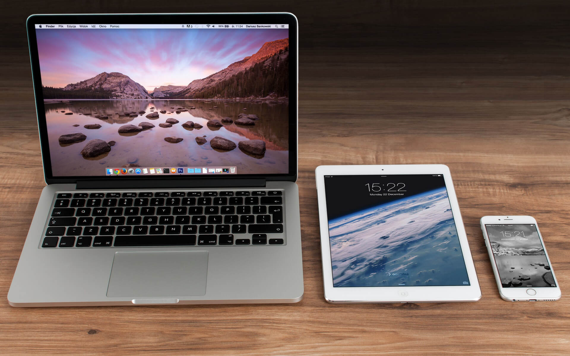 difference between screen size, resolution and display size