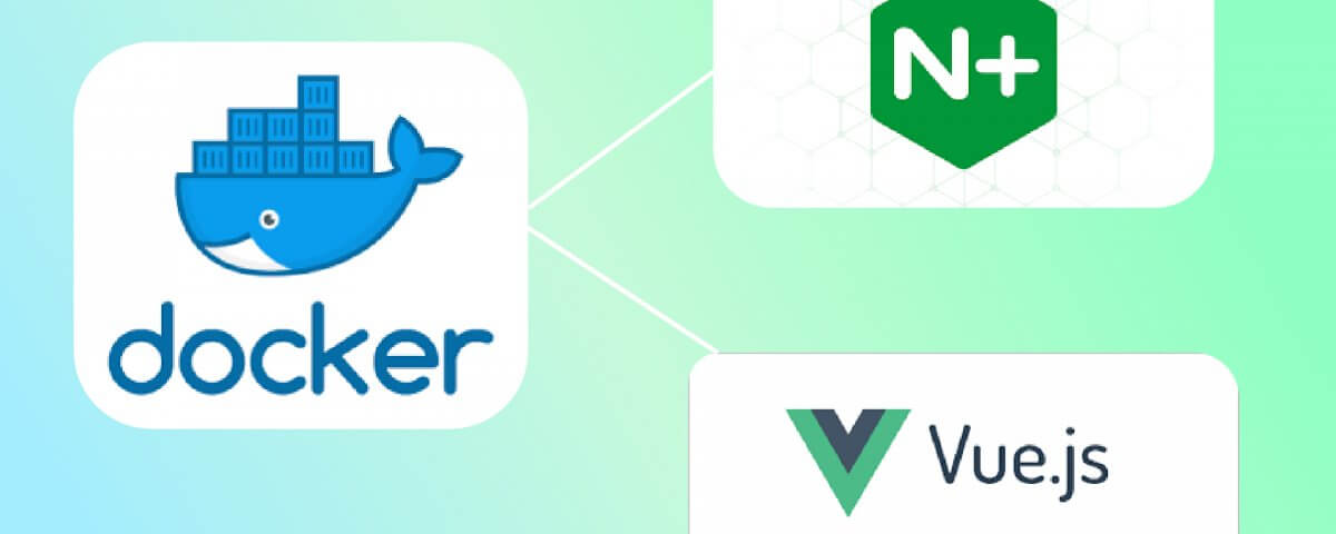 how to setup docker/nginx for your vue cli project