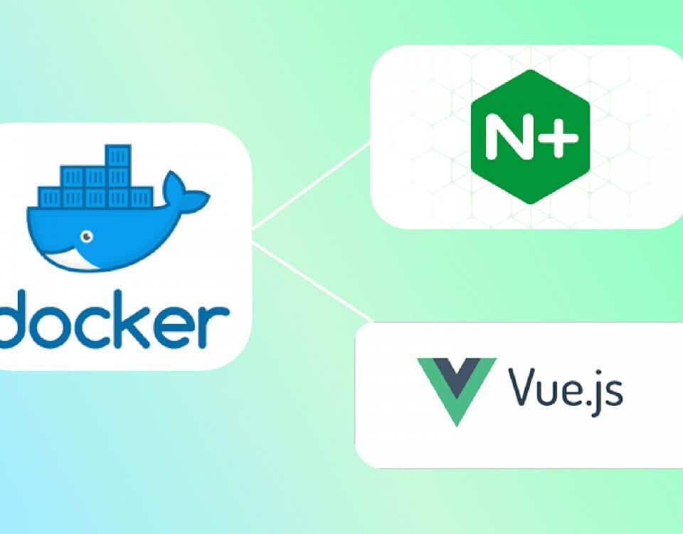 Docker Nginx Vue