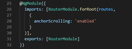 router extra options