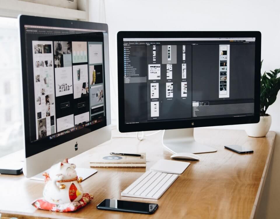 7 design principles for web design